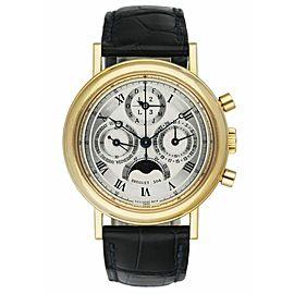 Breguet Classique Perpetual Calendar 3617 18k Yellow Gold Men's Watch