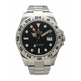 Rolex Oyster Perpetual Explorer II 216570 Mens Watch Box & Papers