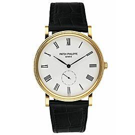 Patek Philippe Calatrava 5119R 18K Rose gold Men's Watch