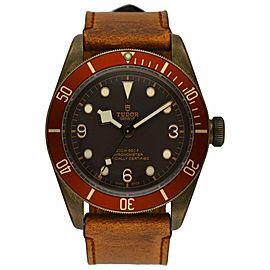 Tudor Heritage Black Bay 79250BM Bronze Mens Watch