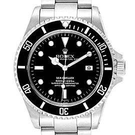Rolex Seadweller 40 Automatic Steel Mens Watch 16600