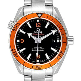 Omega Seamaster Planet Ocean Watch 232.30.42.21.01.002 Box Card