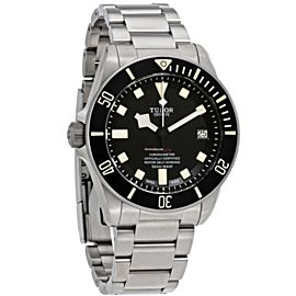 Tudor Pelagos 25610TNL Titanium & Black Dial Automatic 42mm Mens Watch