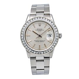 Rolex Oyster Perpetual 15010 34mm Womens Watch
