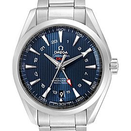 Omega Seamaster Aqua Terra GMT Co-Axial Watch 231.10.43.22.03.001