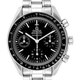 Omega Speedmaster Chrono Reduced Steel Watch 3539.50.00 Box Card