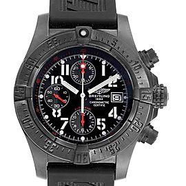 Breitling Aeromarine Avenger Skyland Blacksteel LE Mens Watch M13380