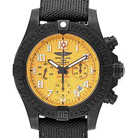 Breitling Avenger Hurricane 45 Breitlight Mens Watch XB1210 Box Card