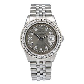 Rolex Datejust 36mm Mens Watch