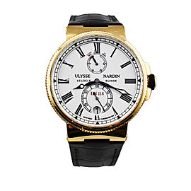 Ulysse Nardin 1186-122/40 Marine Chronometer Limited Edition 350 pieces 45mm Mens Watch