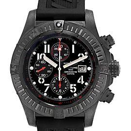 Breitling Aeromarine Avenger Skyland Blacksteel Limited Watch M13370