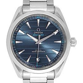 Omega Seamaster Aqua Terra Blue Dial Watch 220.10.41.21.03.001