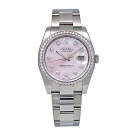 Rolex Datejust 116234 36mm Womens Watch