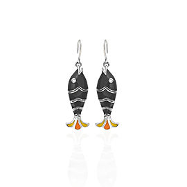 Vulcano Earrings