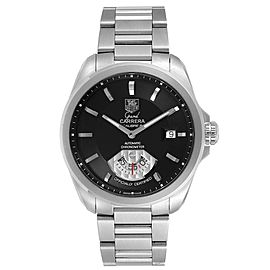 Tag Heuer Carrera Black Dial Automatic Mens Watch WAV511A