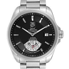 Tag Heuer Carrera Black Dial Automatic Mens Watch WAV511A