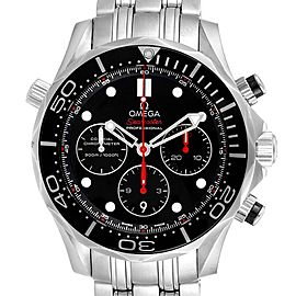 Omega Seamaster James Bond 007 Steel Mens Watch 212.30.44.50.01.001