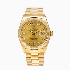 Rolex Day-Date 180380 36mm Mens Watch