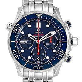 Omega Seamaster Diver 300M 44mm Watch 212.30.42.50.03.001 Unworn