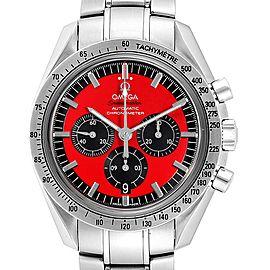 Omega Speedmaster Schumacher Legend Red Limited Edition Watch 3506 61 00