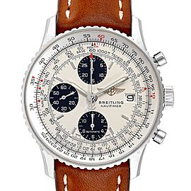 Breitling Navitimer Heritage Panda Dial Mens Watch A13324 Box Papers