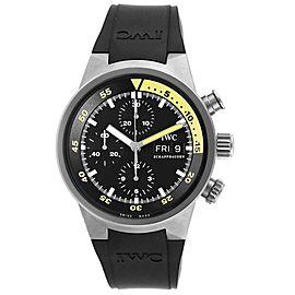 IWC Aquatimer GST Automatic Chronograph Day Date Mens Watch IW371918