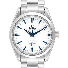 Omega Seamaster Aqua Terra Mens Watch 2503.33.00 Box Card