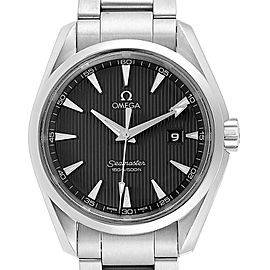Omega Seamaster Aqua Terra Steel Mens Watch 231.10.39.61.06.001
