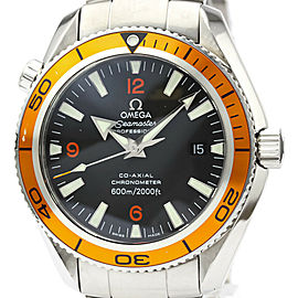 Polished OMEGA Seamaster Planet Ocean Co-Axial Automatic Watch 2209.50