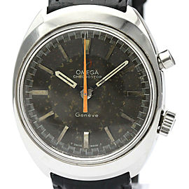 OMEGA Chronostop Cal 865 Steel Automatic Mens Watch 145.009