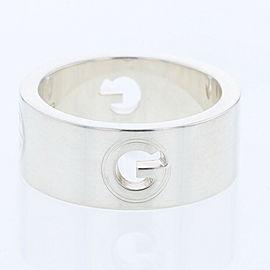 GUCCI Silver925 G logo Ring TBRK-401