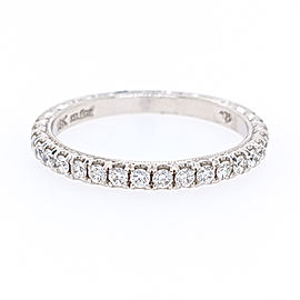 Jack Kelege KGBD 1038 18k White Gold Diamonds Ring