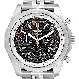 Breitling Bentley Motors T Speed Carbon Dial Limited Watch A25365