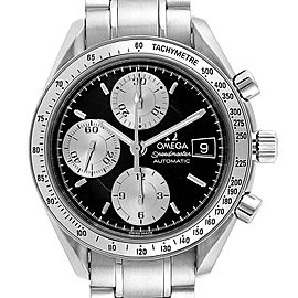 Omega Speedmaster Marui Limited Steel Mens Watch 3513.51.00 Card