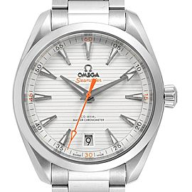 Omega Seamaster Aqua Terra Orange Hand Mens Watch 220.10.41.21.02.001