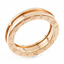 BVLGARI 18K Pink Gold B-zero.1 B-zero One Ring CHAT-924