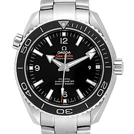 Omega Seamaster Planet Ocean 600M Watch 232.30.46.21.01.001 Box Card