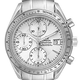 Omega Speedmaster Silver Dial Chronograph Mens Watch 3211.30.00