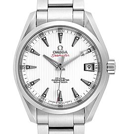Omega Seamaster Aqua Terra 38.5 Diamond Watch 231.10.39.21.54.001