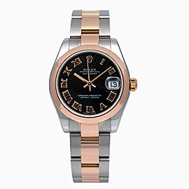 Rolex Lady Datejust 178241 31mm Womens Watch