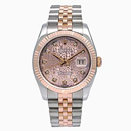 Rolex Datejust 116231 36mm Womens Watch
