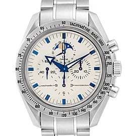 Omega Speedmaster MoonPhase Chronograph Mens Watch 3575.20.00