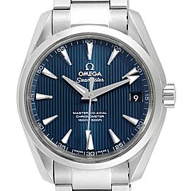 Omega Seamaster Aqua Terra Co-Axial Watch 231.10.39.21.03.002 Box Card