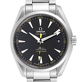 Omega Seamaster Aqua Terra Co-Axial Watch 231.10.42.21.01.002 Box Card