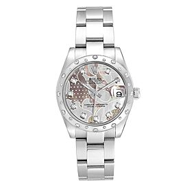 Rolex Datejust Midsize Goldust Dream MOP Diamond Ladies Watch 178344