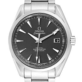 Omega Seamaster Aqua Terra Co-Axial Mens Watch 231.10.42.21.06.001 Card