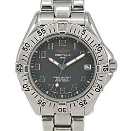 BREITLING Colt Ocean A17035 Date gray Dial Automatic Men's Watch