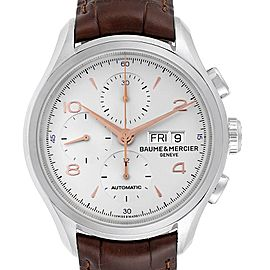 Baume Mercier Classima Executive Clifton Core Chrono Watch 10129 Unworn