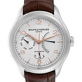 Baume Mercier Classima Executive Clifton Steel Mens Watch