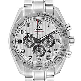 Omega Speedmaster Broad Arrow Silver Dial 321.10.44.50.02.001 Card
